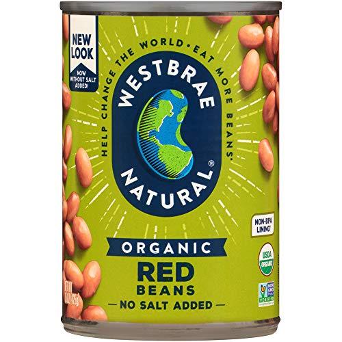 Westbrae Natural, Vegetarian Organic, Red Beans, 15 oz