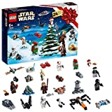 LEGO- Star Wars Classic Calendario dell'Avvento per Aspettare Il Natale con MiniSet di Costruzioni, Multicolore, 75245