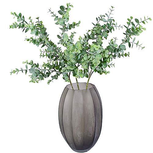 Aisamco 3 Piezas. Eucalipto Artificial. Ramas de Plantas. Ho