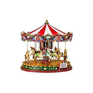 lemax grand carousel