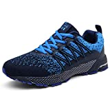 SOLLOMENSI Chaussures de Sport Running Basket Homme Course Trail...