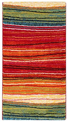 ABC, Gioia C, Tappeto, Multicolore, 80 x 150 cm