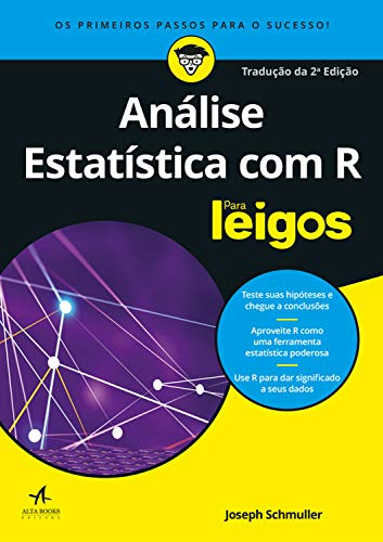 Análise Estatística com R Para Leigos