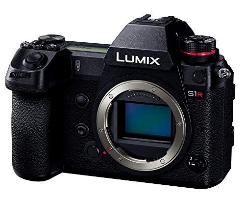 パナソニック フルサイズ ミラーレス一眼カメラ ルミックス S1R ボディ 4730万画素 ブラック DC-S1R-K