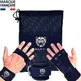 Gant Musculation Homme Femme - Maniques Crossfit pour Fitness, Sport,...