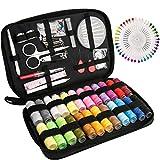 Luxebell Kit de Couture Complet 92 Accessoires Professionnel Portable Set...