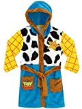 Disney Boys' Toy Story Robe Woody Size 3T Multicolored