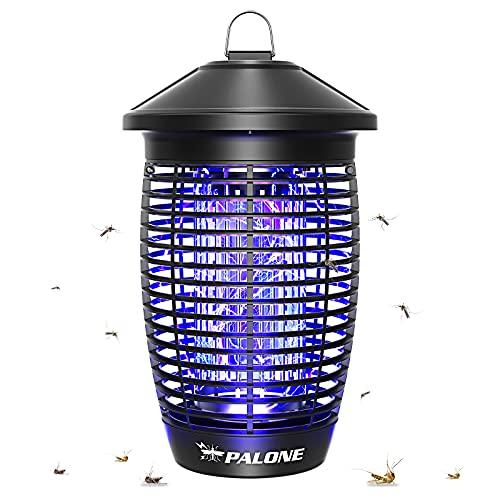 PALONE Lampe Anti Moustique 4500V 20W UV Tueur d'Insectes Électrique Anti...
