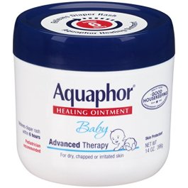 Aquaphor Baby Advanced Therapy Healing Ointment Skin Protectant, 14 Ounce