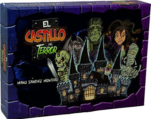 El Castillo del Terror El Juego de Mesa (Átomo Games BGCASTILLO)