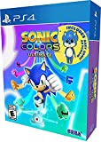Sonic Colors Ultimate: Launch Edition - PlayStation 4 (Video Game)