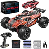 BEZGAR HM181 Hobby Grade 1:18 Scale Remote Control Monster Trucks - 4WD Top Speed 35 Km/h All...