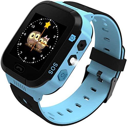 Kinder Smartwatch Touchscreen Smart Watch Phone mit LBS SOS Spiel Voice Chat...