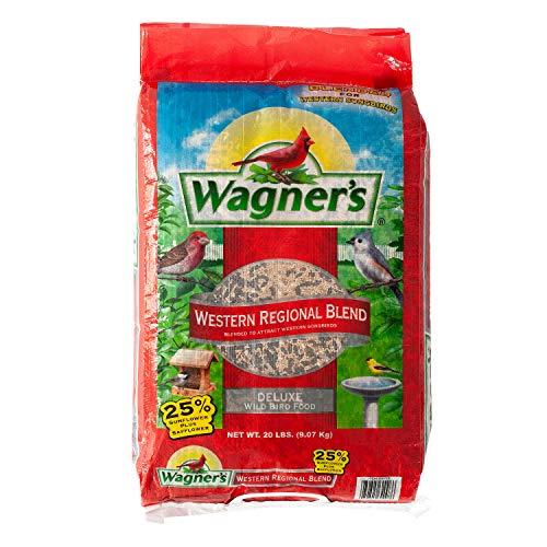 Wagner's 62008 WesternBlend, 20-Pound Bag, Blend