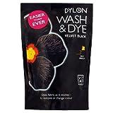 Dylon WD-Black Wash and Dye Teinture en Poudre pour Tissus Chocolat, Noir...