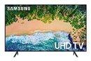 "Samsung UN40NU7100FXZA Flat 40"" 4K UHD 7 Series Smart LED TV (2018)"