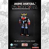 High Dream - Figurine Goldorak - Goldorak Classic Mini Metal Fabbrica 12cm -...