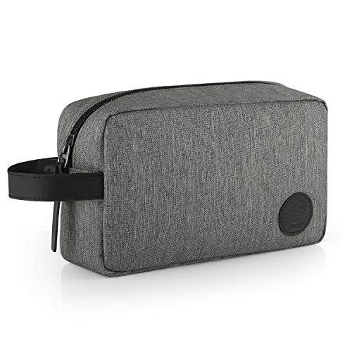 GAGAKU Homme Trousse de Toilette Imperméable Dopp Kit Multifonctions...