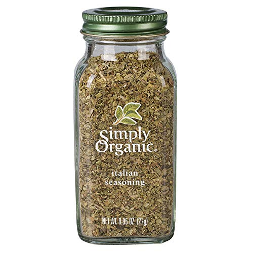 Simply Organic Italian Seasoning, Certified Organic | 0.95 oz