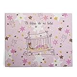 Libro de mi beb de Color Rosa Cuna