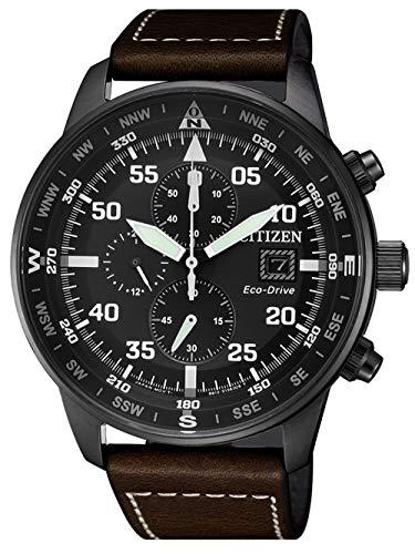 Orologio Citizen Crono Aviator CA0695-17E
