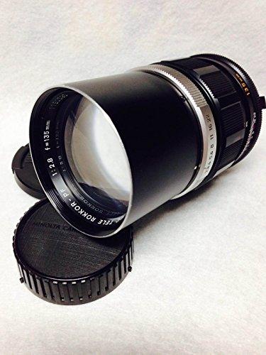 Minolta MC TELE ROKKOR-PF 135mm f2.8 1:2.8