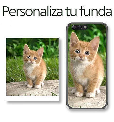Tumundosmartphone Personaliza TU Funda Gel con TU FOTOGRAFIA para XIAOMI MI 5X / MI A1 Dibujo Personalizada