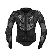 HEROBIKER MC1001レッドバイク・オフロードバイクジャケット