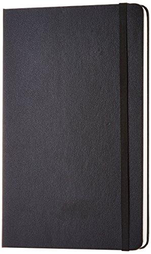 Amazon Basics - Cuaderno clásico (grande, en blanco)