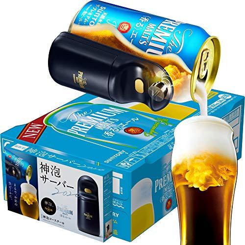 【2020年新発売/お家で手軽にお店のような生ビールが愉しめる】 ザ・プレミアム・モルツ 香るエール 新神泡...