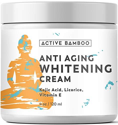 Radiance Cream. Anti Aging Skin Radiance Glow Cream. Dark Spot Corrector as Day Night Moisturizing Cream. 4 Oz