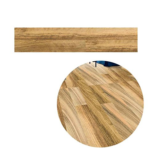 5M Carta autoadesiva di pavimento a grana del legno adesivi per carta da parati decorativa in PVC