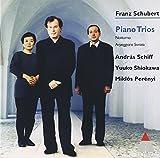 シューベルト:ピアノ三重奏曲第1,2番、アルペジオーネ・ソナタ、他