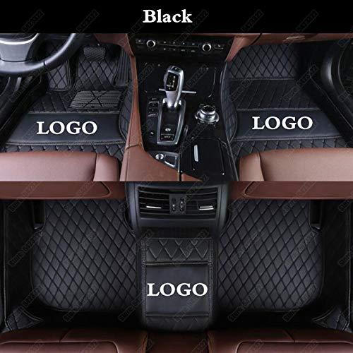 Piaobaige Tappetini per Auto per Hyundai Santa Fe Tucson I30 Ix35 I40 Kona Azera Elantra Sonata...