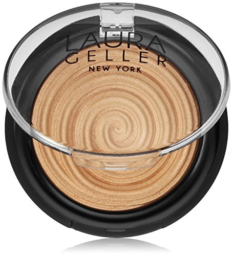 LAURA GELLER NEW YORK Baked Gelato Swirl Illuminator, Gilded Honey