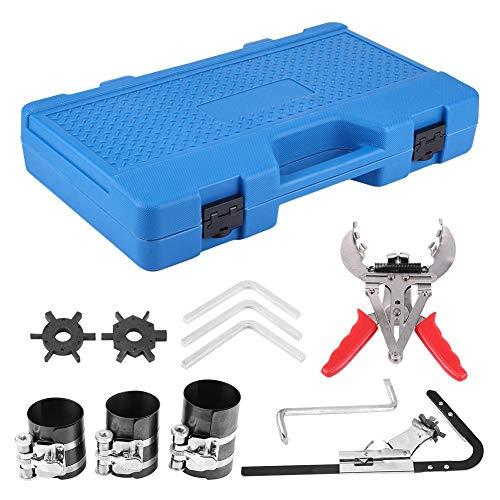 Kit fasce elastiche, pinze fasce elastiche Compressore motore Kit pistone automatico kit riparazione...