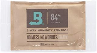 Boveda for Cigars   84% RH 2-Way Humidity Control for Humidor Seasoning   Size 60 for Use..