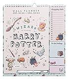Grupo Erik - Calendrier Familial 2021/2022   Planning Mensuel Mural Harry Potter...