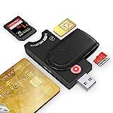 Lecteur de Carte à Puce USB, Lecteur multicarte Militaire CAC/DOD, Lecteur de...