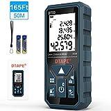 Télémètre Laser Numérique,DTAPE DT50 50m Mètre laser numérique,Mesure...