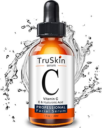 TruSkin Vitamin C Serum for Face, Topical Facial Serum with...