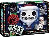 Funko Pop Advent Calendar: The Nightmare Before Christmas, Multicolore, 49668