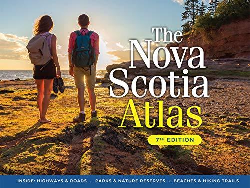 The Nova Scotia Atlas (Paperback)