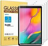 apiker Lot de 3 Verre Trempé Compatible pour Samsung Galaxy Tab A 10.1 2019...
