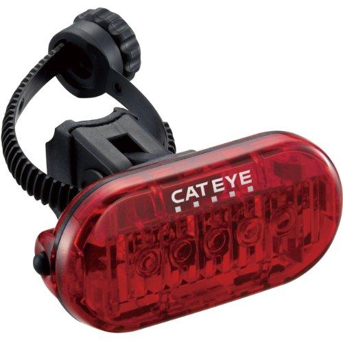 キャットアイ(CAT EYE) セーフティライト [TL-LD155-R] OMNI5 リア用