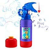 CONDFUL Bubble Machine for Kids | Bubble Maker for Toddlers | Bubble Toy | Automatic with Music | Battery Operated | Blue Fire Extinguisher |Bubble Blower