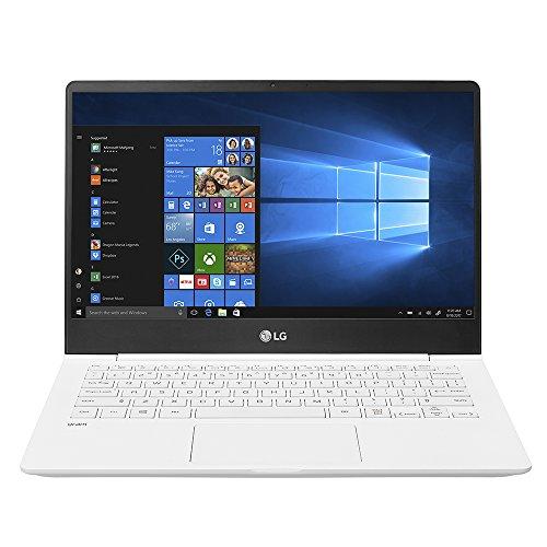 LG gram Thin and Light Laptop  13.3' Full HD IPS Display, Intel Core i5 (8th Gen), 8GB RAM, 256GB SSD, Back-lit Keyboard - White  13Z980-U.AAW5U1