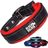 Black Rhino - The Comfort Collar (XLarge, Red/Black)