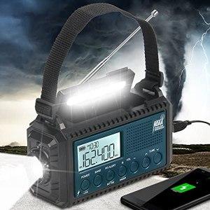 Auto NOAA Weather Alert Radio