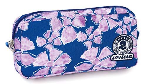 Bustina Invicta Pansy, Blu, Scuola, 22 cm, 306021915-FJ1